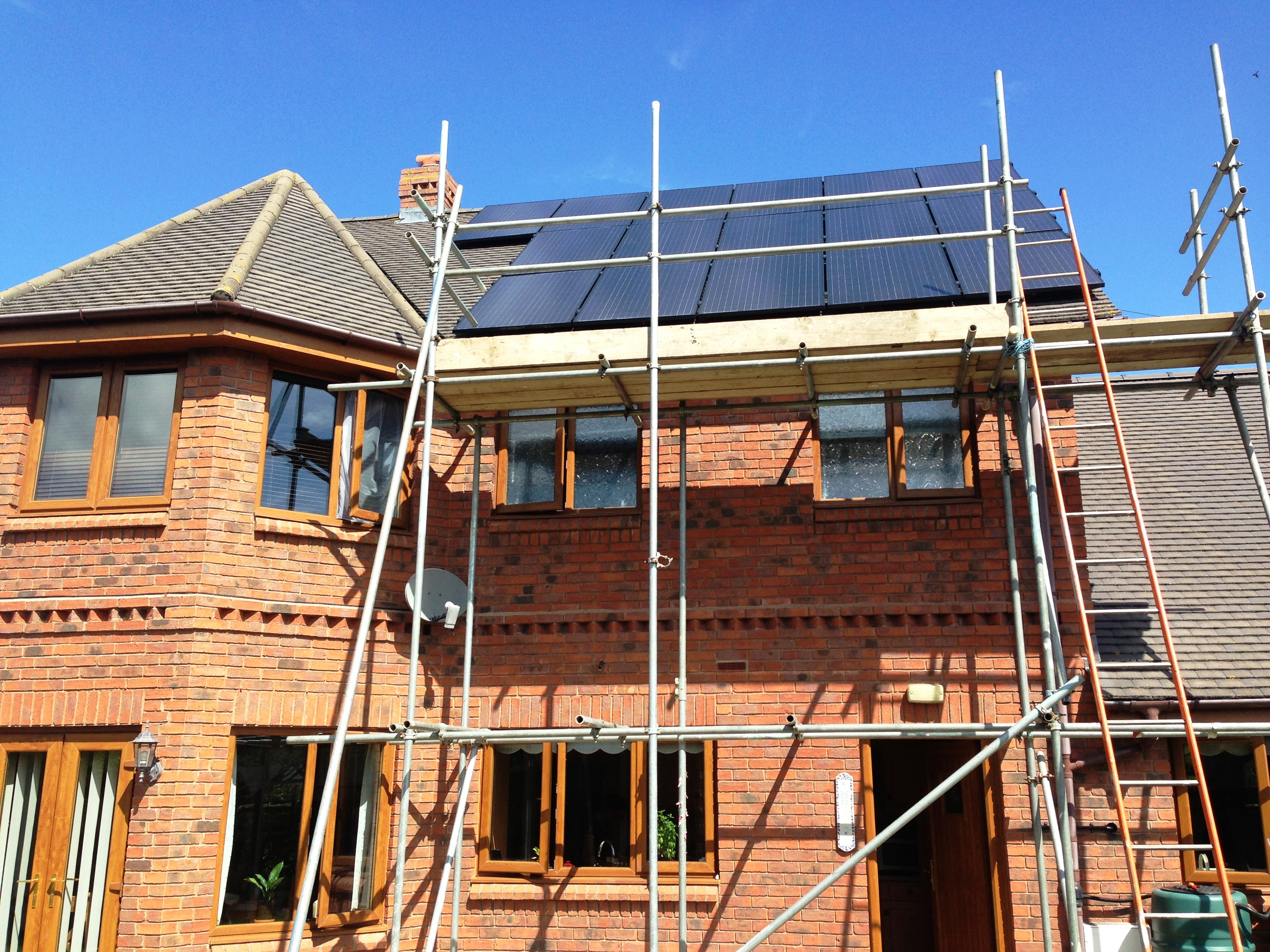 4 kW Solar Panel Installation for Hereford home