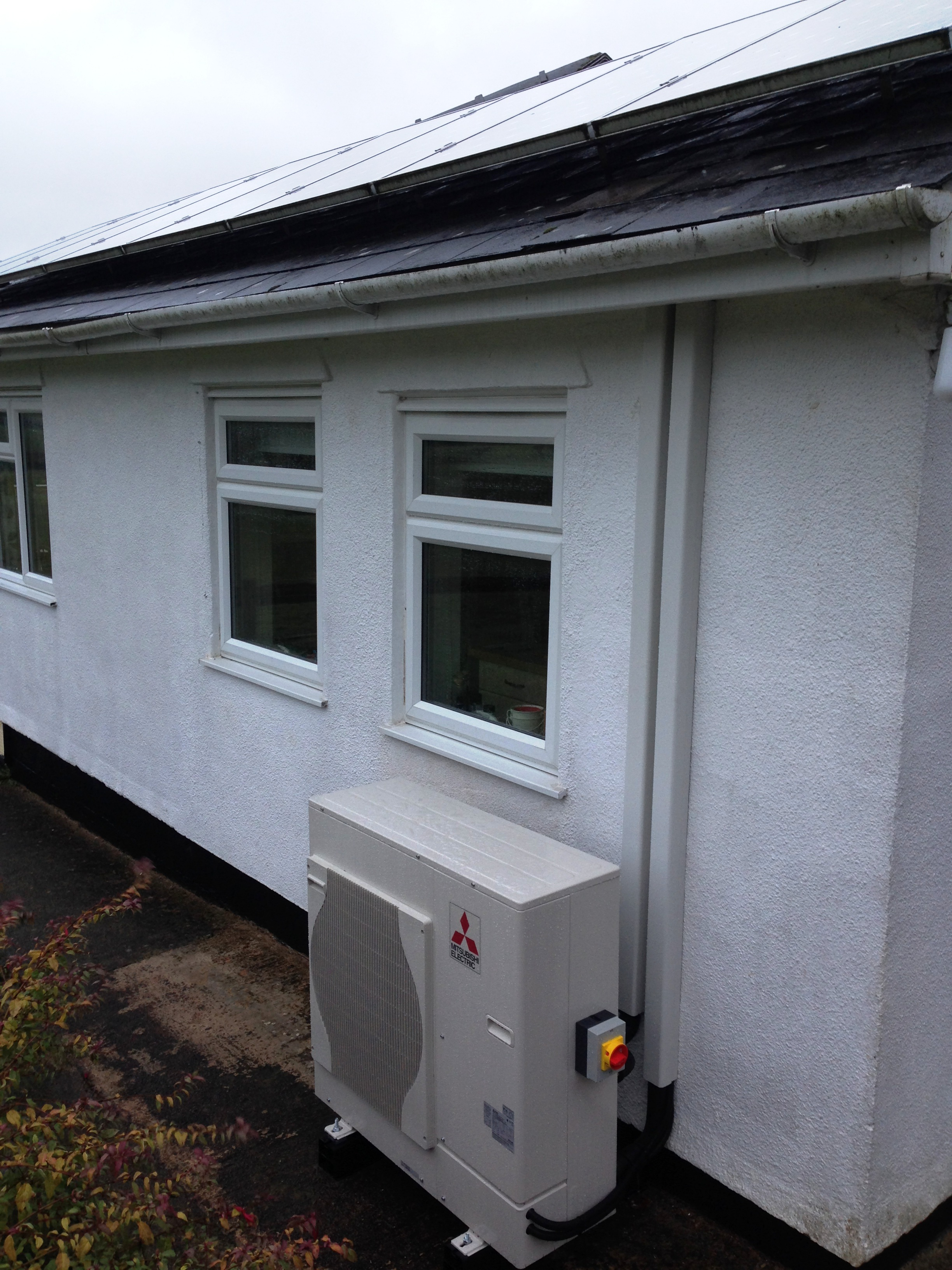Air Source Heat Pump Ross-on-Wye photo (71)