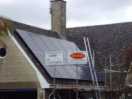 Helping Customers Find and See the Benefits of Solar Panels in Herefordshire