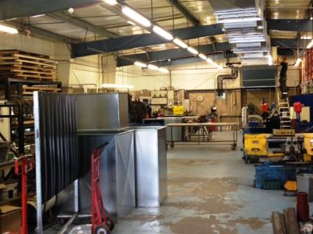 Our workshop is well equipped to help you with your metalwork requirements in Gloucestershire and the surrounding areas.