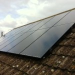 4kW Solar Panel installation in Upleadon, Gloucestershire installed by GSM Limited.