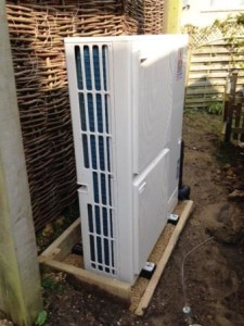 GSM install many heat pumps, air or ground source find out why and how they can help you 01531 - 828 782.