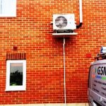 GSM have the expertise and knowledge to mount external units in most locations and properties.