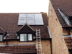 No matter what your roof size, solar panels are great in reducing your energy costs, earning money and doing your bit for the environment.