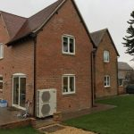 Air Source Heat Pumps, more efficient, economical and environmentally friendly than oil.