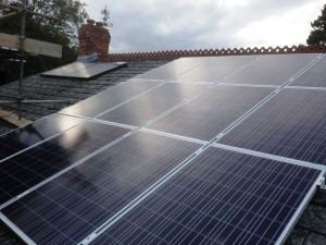 Bringing new technology to old houses for power and hot water