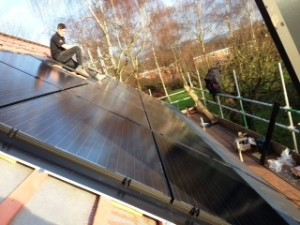 Neat and tidy, becomes part of your roof, easy to find out more call Paul O'Connor today.