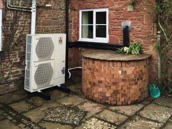 Air Source Heat Pumps Gloucestershire